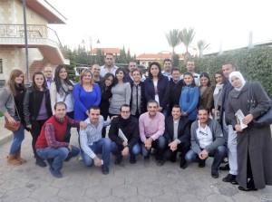 IECD syrian Team