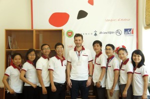 IECD team Vietnam