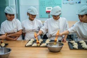 Boulangerie française à Hô Chi Minh Ville
