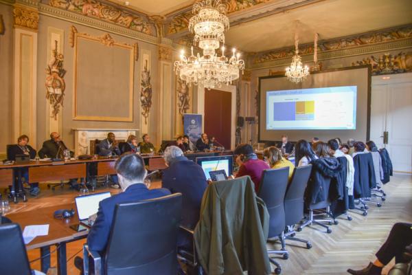 Comité de pilotage du réseau MedNC