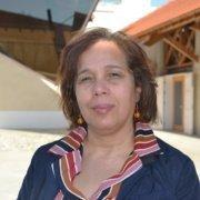 Photo de Wafa Berny Mezouar - Directrice Générale de l'Association Partenariat Ecole Entreprise Al Jisr au Maroc