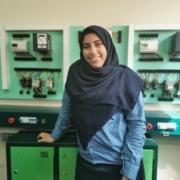 Esraa Mohamad, 17 ans